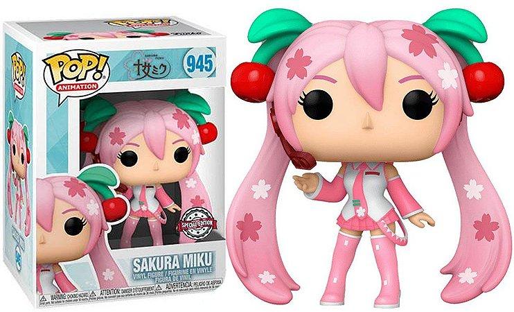 Funko Pop! Animation: Sakura Miku #945 (Special Edition)