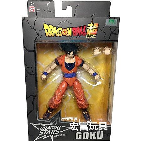 Action Figure: Goku - Dragon Stars