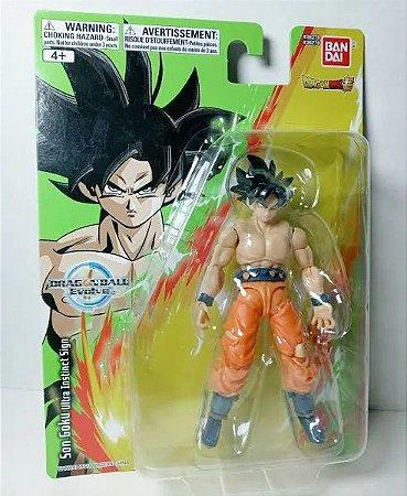 Action Figure: Goku - Evolve