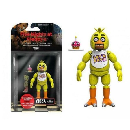Action Figure: Five Night's At Freddy - Chica