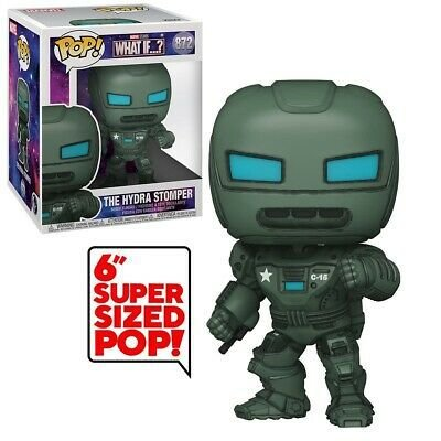 Funko POP!: What If...? - The Hydra Stomper #872