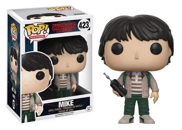 Funko Pop Television: Stranger Things - Mike #423