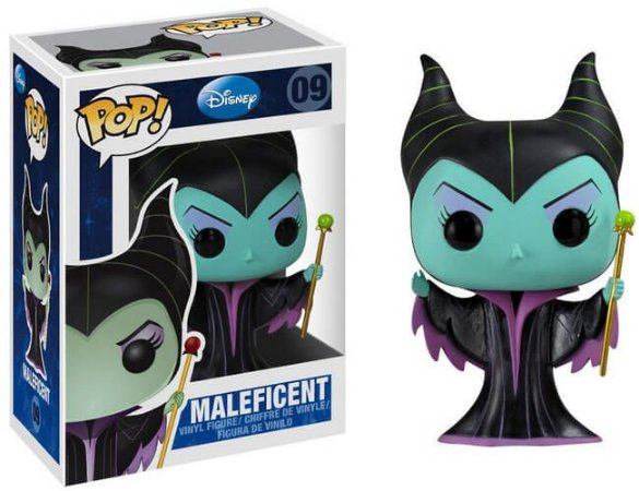 Funko Pop Disney Maleficent #09