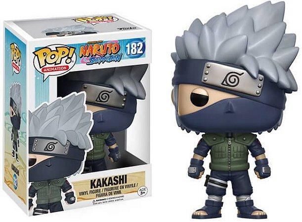 Funko Pop Animation: Naruto Shippuden - Kakashi #182