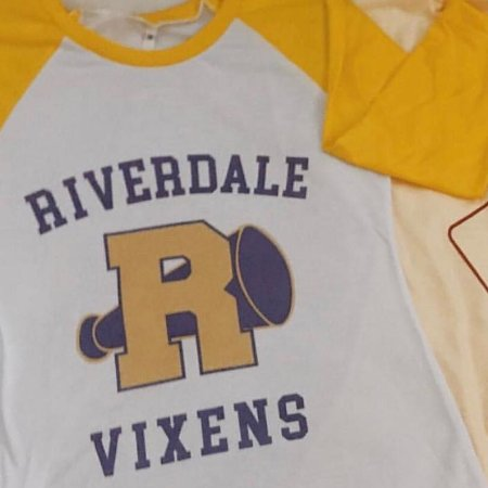 camiseta River Vixens Riverdale