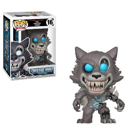 Funko Pop Books: Five Nights At Freddy's -Twisted Wolf #16
