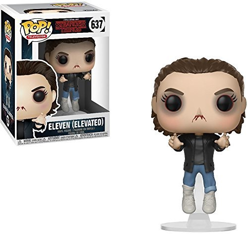 Funko Pop Television: Stranger Things - Eleven (Elevated) #637