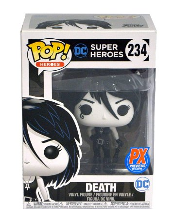 Funko Pop Heroes: Super Heroes - Death #234