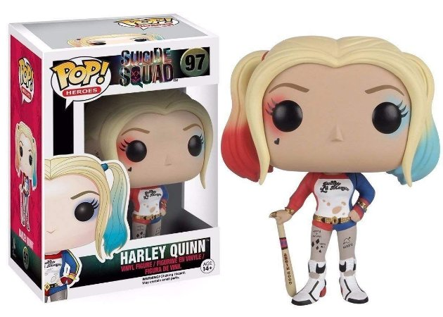 Funko Pop Suicide Squad - Harley Quinn #97