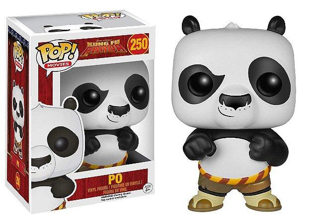 Funko Pop Kung Fu Panda - Po #250