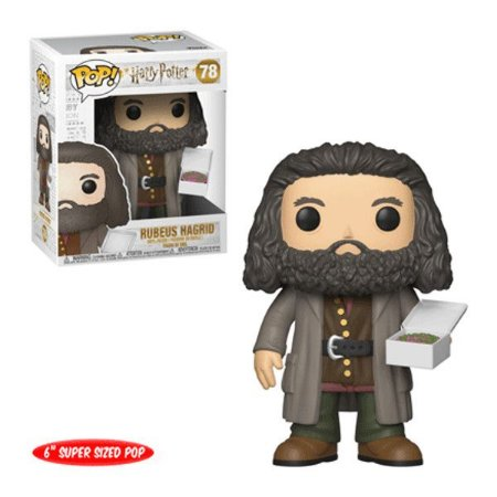 Funko POP Movies: Harry Potter - Rubeus Hagrid #78