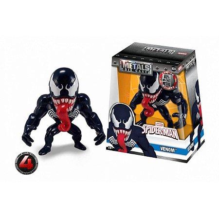 Boneco Venom M254 - Marvel Spider-Man - Metals Die Cast