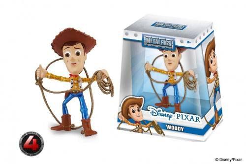 Boneco Woody - Disney Pixar - Metalfigs