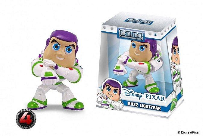 Boneco Buzz Lightyear - Disney Pixar - Metalfigs