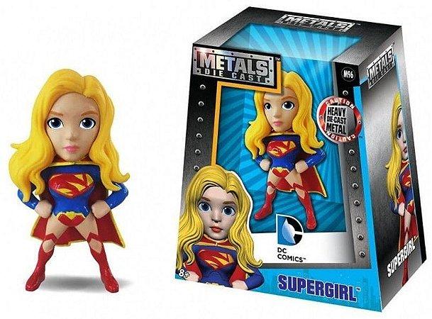Boneco Supergirl M362 - DC - Metals Die Cast