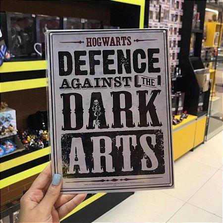 Defesa contra as artes das trevas - Placa decorativa