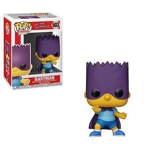 Funko Pop Animation: The Simpsons - Bartman #503