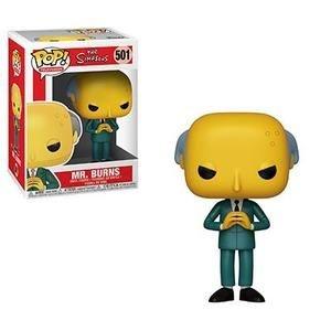 Funko Pop Animation: The Simpsons - Mr. Burns #501