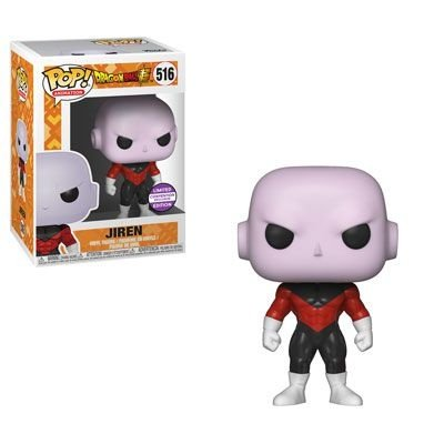 Funko Pop Anime - Dragon Ball Super - Jiren #516  Excl. to PAX South