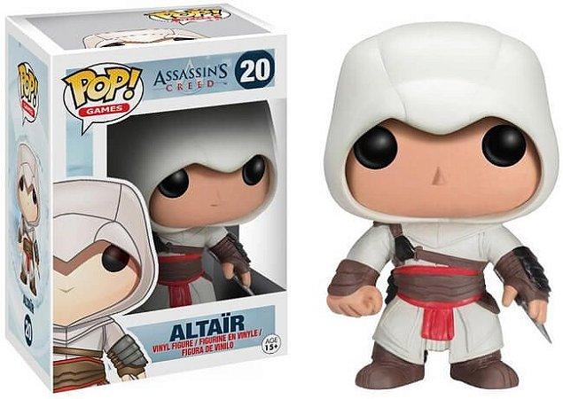 Funko Pop Assassins Creed Altair #20