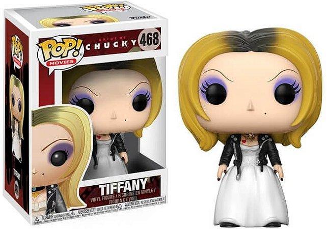 Funko Pop Bride of Chucky Tiffany  #468