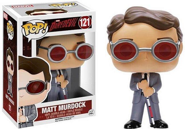 Funko Pop Daredevil Matt Murdock #121