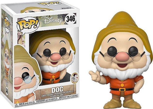 Funko Pop Disney Doc Branca de Neve  #346