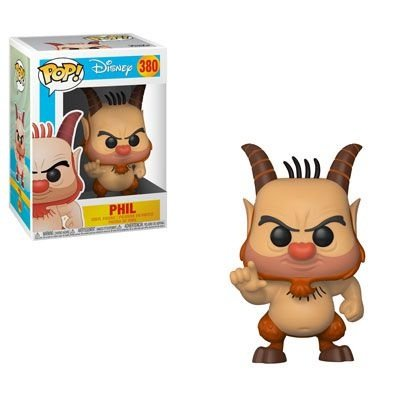 Funko Pop Disney Hercules  Phil   #380