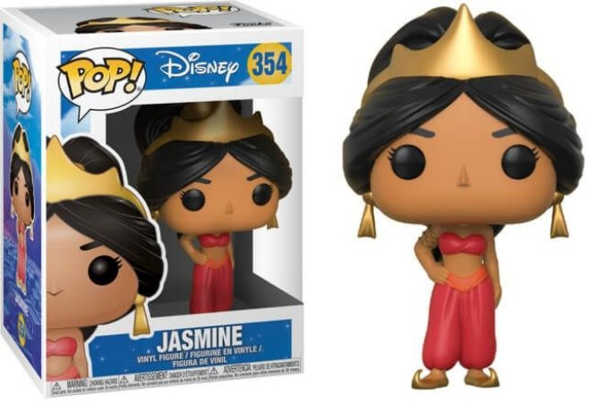 Funko Pop Disney Jasmine #354