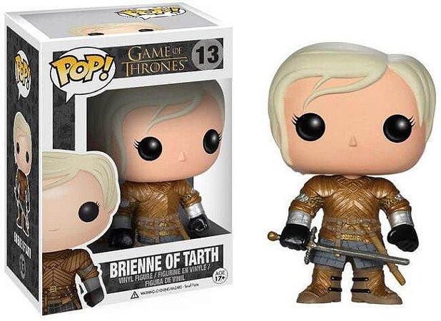 Funko Pop Game Of Thrones Brienne of Tarth #13