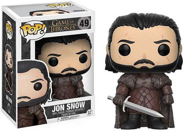Jon Snow #49 - Game Of Thrones