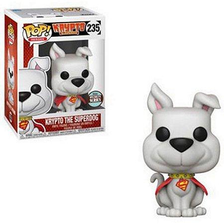 Funko Pop Heroes: Krypto The Super Dog - Krypto #235