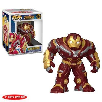 Funko Pop Marvel: Hulkbuster (Infinity War)-#294