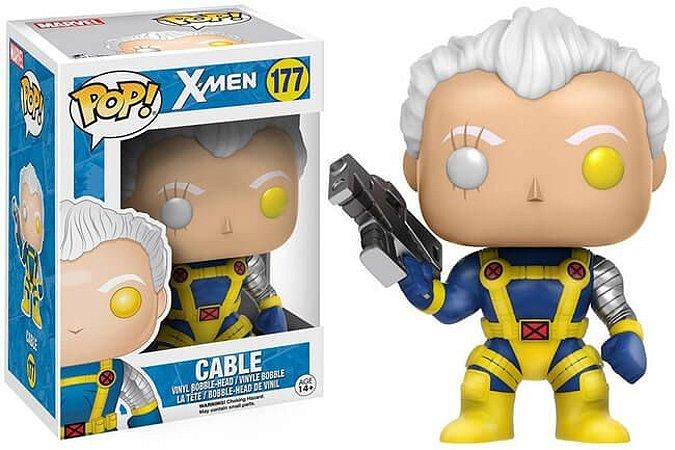 Funko Pop Marvel X-Men Cable #177