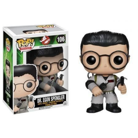 Funko Pop Movies: Ghostbusters - Dr.Egon Spengler #106