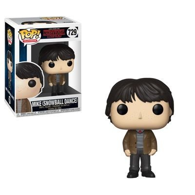 Funko Pop Television: Stranger Things - Mike (Snowball Dance)  #729