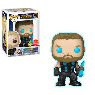 Funko Pop  Avengers Infinity War  Thor Exclusivo  # 286