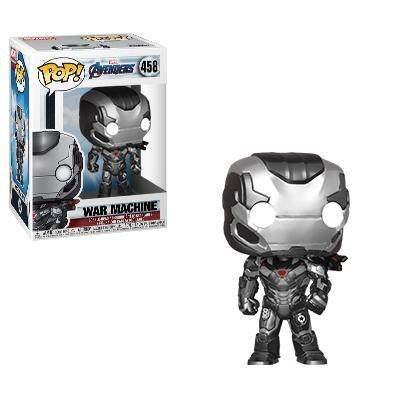 Funko Pop Vingadores Ultimato (Avengers Endgame):  War Machine #458