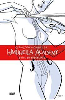 HQ - The Umbrella Academy - Suíte do Apocalipse