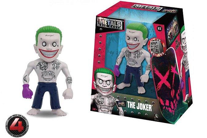 Joker -  Esquadrão Suicída DC  Die Cast  Metalfig