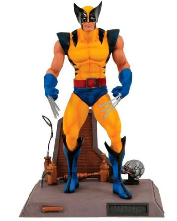 Marvel Select - Wolverine Yellow