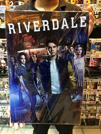 Quadro Riverdale  Mdf 40x60 cm poster