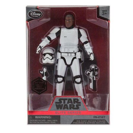Star Wars Elite Series Die Cast Action Figure - Fn-2187