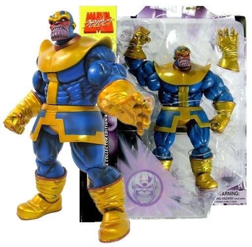 THANOS MARVEL SELECT