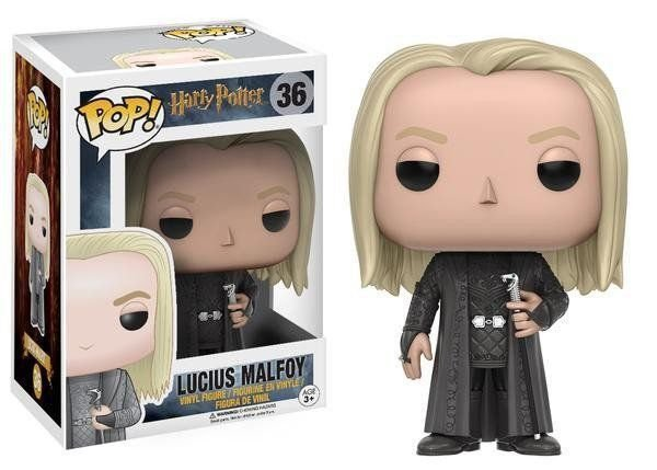 Funko Pop: Harry Potter - Lucius Malfoy #36