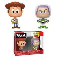 funko pop woody buzz lightyear
