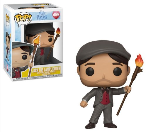 Funko Pop: Mary Poppins Returns - Jack The Lamplighter #469