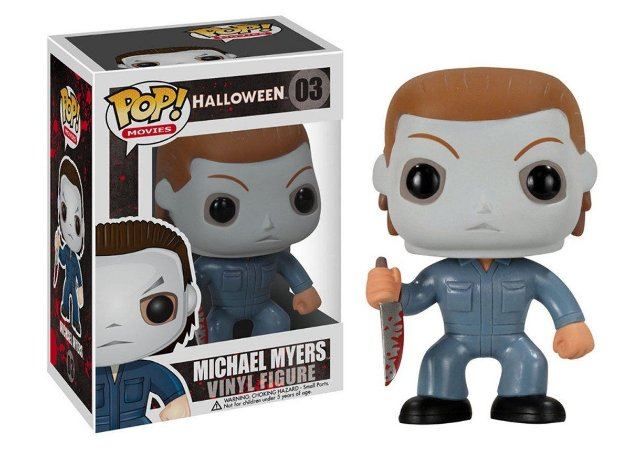Funko Pop Movies: Halloween - Michael Myers #03