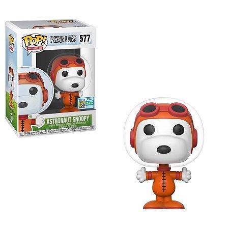 Funko Peanuts - Astronaut Snoopy  Exclusivo SDCC  2019 - #577