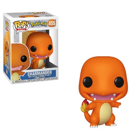 Funko Pop Games: Pokemon - Charmander #455